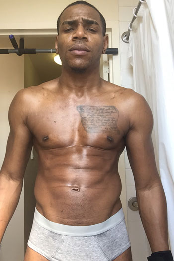 Thug Gay Man Escort Magic Wood Black Rentboy Ad The Amazing Magic WoodXXX